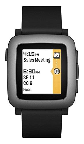Pebble Time Smartwatch best smartwatch under 100