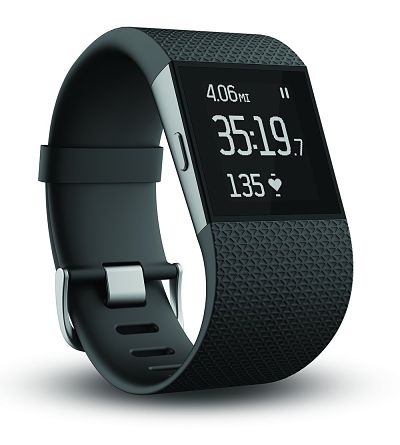 Fitbit Surge - Best waterproof fitness tracker