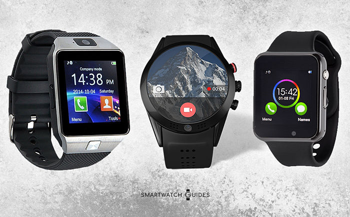 Smartwatches with Camera