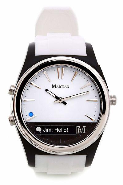 Martian Watches Notifier - best cheap smartwatch