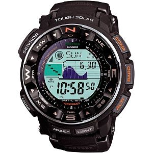 Casio Men's Pro Trek PRW-2500R-1CR - best sports watches for men