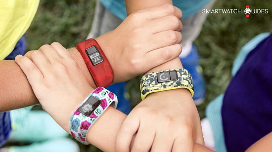 Best fitness trackers for kids- fitbit for kids
