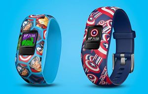 Garmin vívofit jr 2, fitness trackers for kids