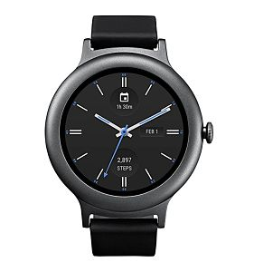 LG Watch Style Smartwatch with Android Wear 2.0 - best smartwatch under 200