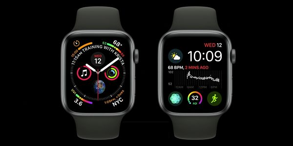 Apple watch series 4 review - modular face complication