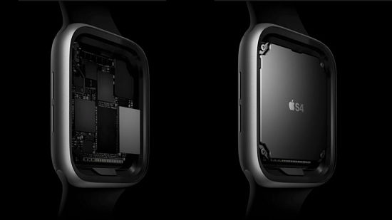 apple watch series 4 processor and chip performance