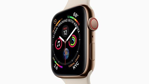 All new Apple watch series 4 - design and display