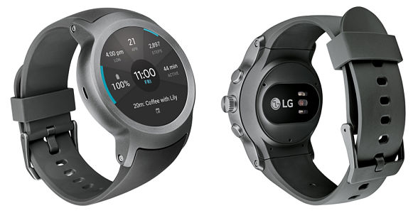 LG sports watch