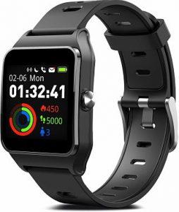 MorePro GPS Smartwatch - best sports watch under 100 dollars