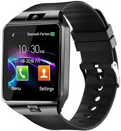 Padgene DZ09 Bluetooth Smartwatch with Camera