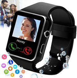 iFuntecky Touchscreen with Camera, Bluetooth